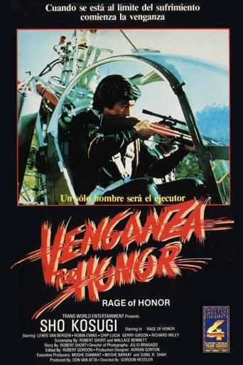 Poster of Venganza por honor