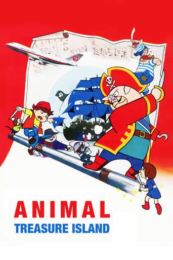 Poster of Animal Treasure Island