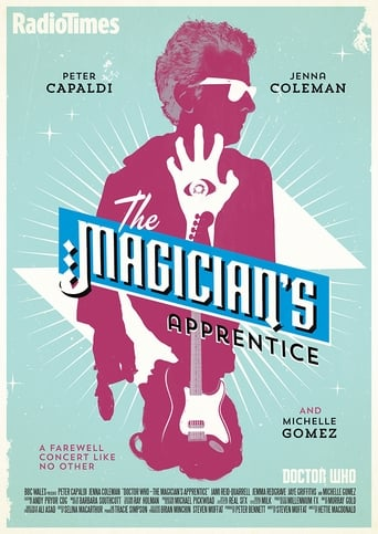 Poster of Doctor Who: The Magician's Apprentice fragman