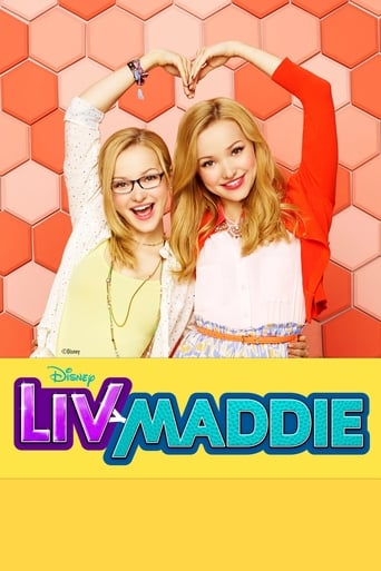 Poster of Liv y  Maddie