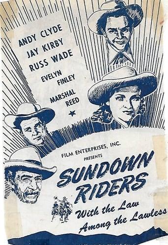 Poster of Sundown Riders
