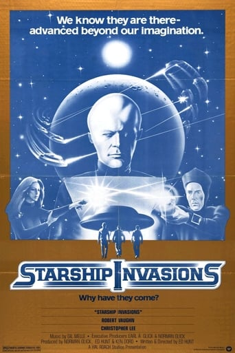 Poster of Starship Invasions