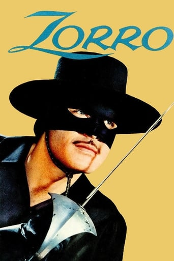 Poster of Zorro