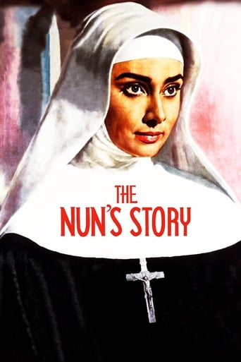 Poster of The Nun's Story