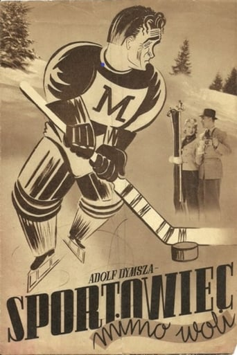 Poster of Sportowiec mimo woli