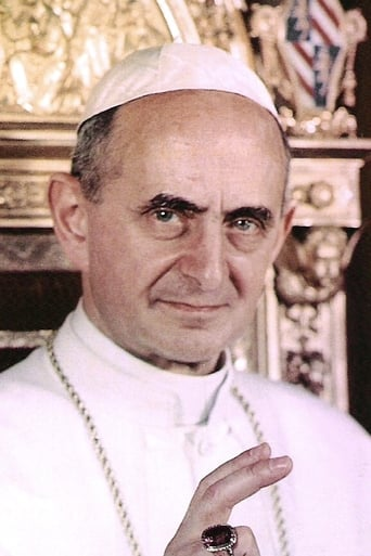 Pope Paul VI alias Himself (archive footage)
