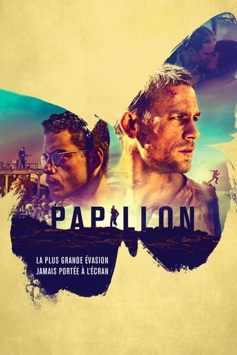 Poster of Papillon