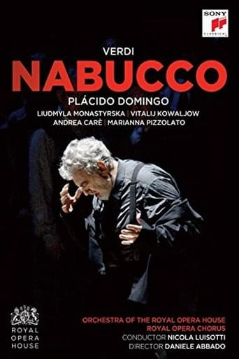Poster of The ROH Live: Nabucco