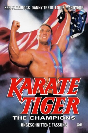Karate Tiger - The Champions
