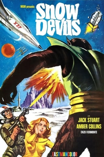 The Snow Devils Movie Poster