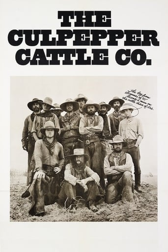 Poster of The Culpepper Cattle Co.