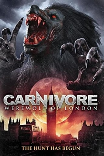 Poster of Carnivore: Werewolf of London