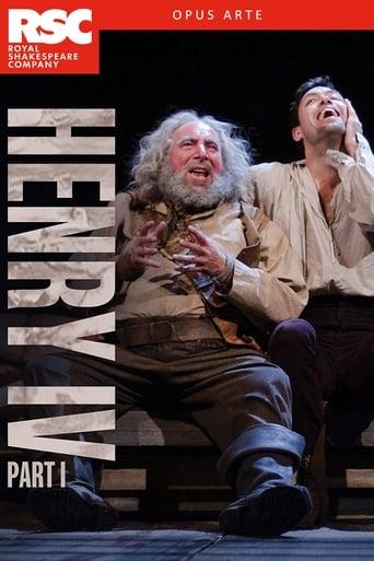 Poster of RSC Live: Henry IV Part 1