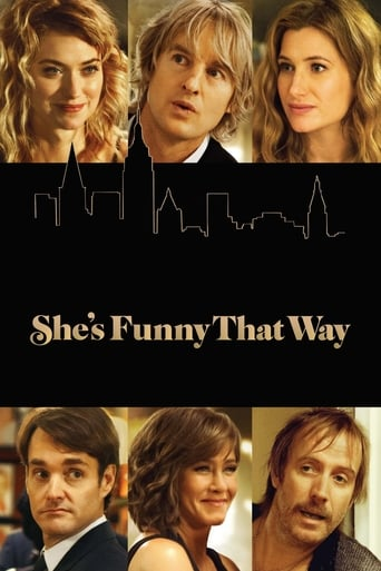 Poster of She's Funny That Way