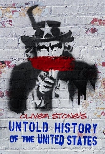 Poster of La historia no contada de los Estados Unidos