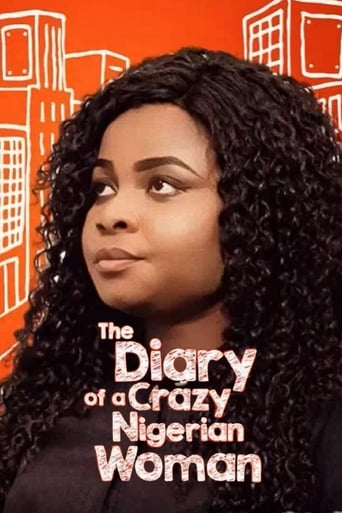 The Diary of A Crazy Nigerian Woman poster