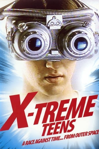 Poster of The Boy with the X-Ray Eyes