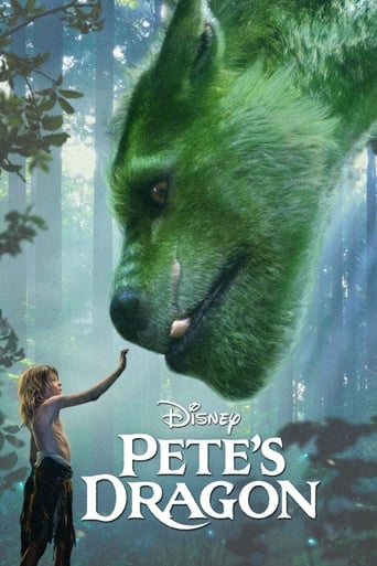 Poster of Pete's Dragon fragman