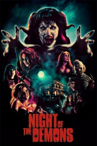 Poster of Night of the Demons