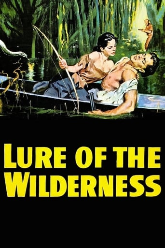 Poster of Lure of the Wilderness