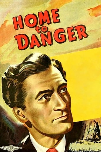 Poster of Home To Danger