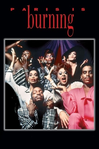 Paris Is Burning Poster