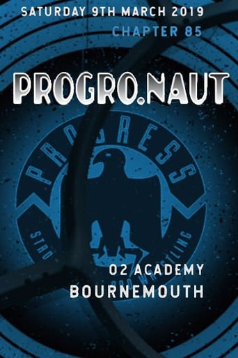 Poster of PROGRESS Chapter 85: Progro.Naut