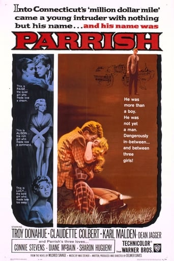 Poster of Parrish