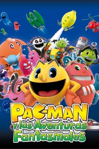 Capitulos de: Pac-Man y las aventuras fantasmales