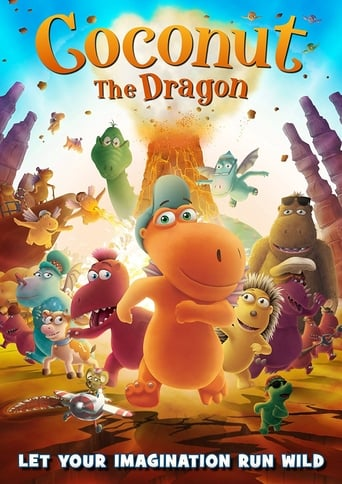 Poster of Coconut The Little Dragon