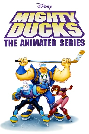 Poster of Mighty Ducks: The Animated Series