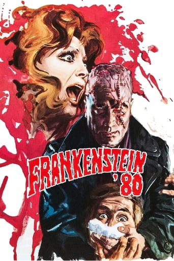 Poster of Frankenstein '80