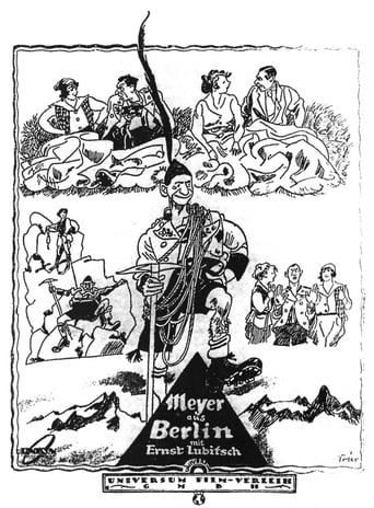 Poster of Meyer from Berlin