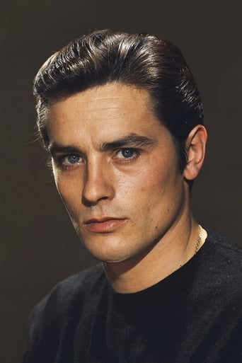 Image of Alain Delon