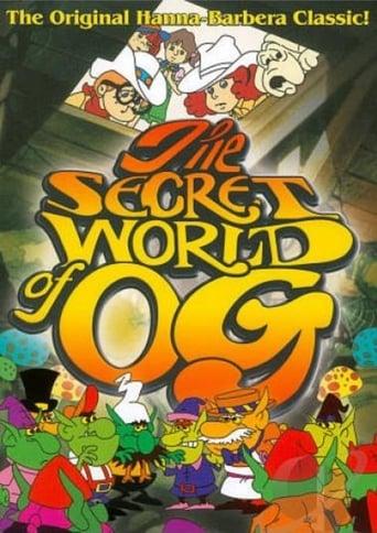 Poster of The Secret World of OG