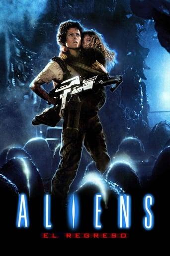 Poster of Aliens: El regreso