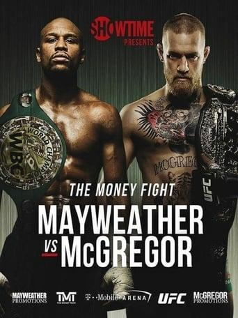 Poster of Floyd Mayweather Jr.  vs Conor McGregor