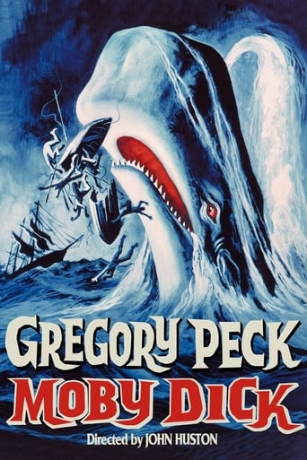 Poster of Moby Dick