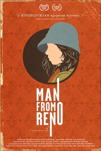 Man from Reno poster