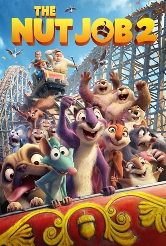 Poster of The Nut Job 2