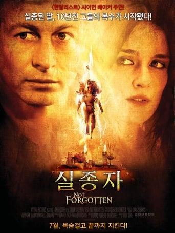 Poster of Not Forgotten
