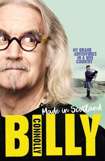Poster of Billy Connolly: Made in Scotland