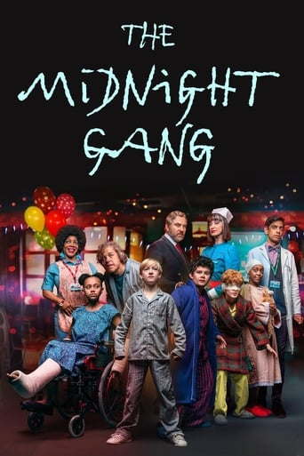 Poster of The Midnight Gang