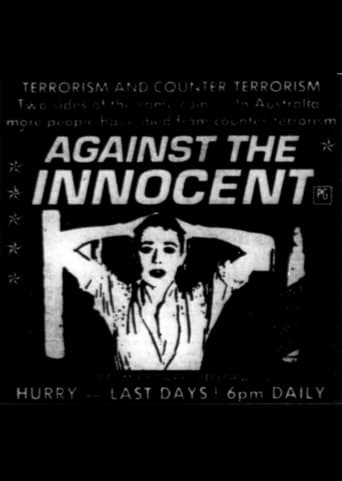 Poster of Against the Innocent