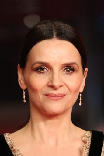 Image of Juliette Binoche