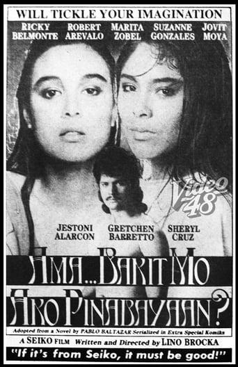 Poster of Ama... Bakit Mo Ako Pinabayaan?