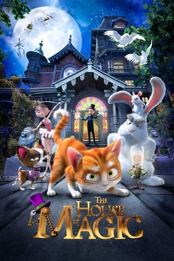 Poster of The House of Magic