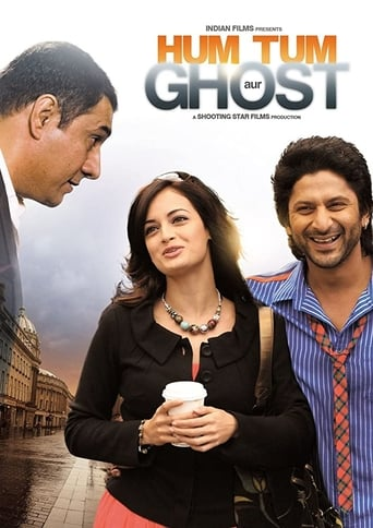Poster of Hum Tum Aur Ghost