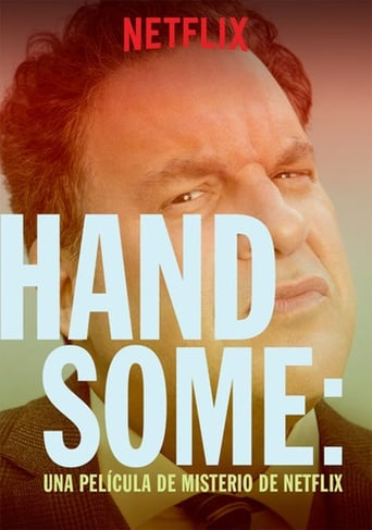 Poster of Handsome: Una película de misterio de Netflix