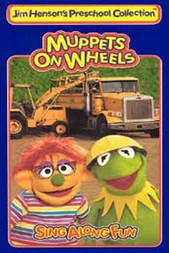 Poster of Muppets on Wheels